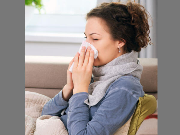 Do people with asthma have a higher risk of coronavirus (1)